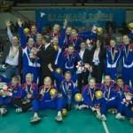 Rusia - Campioana Mondiala la Handbal Feminin, China 2009
