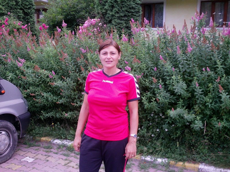 ALINA DOBRIN - 170 cm, 68 kg, 35 ani - CSM Bucuresti