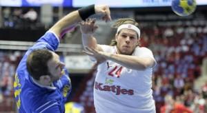 Semifinalele CE Serbia: Spania – Danemarca si Serbia – Croatia