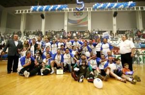 HCM Constanta e campioana pentru a 4-a oara consecutiv si pentru a 7-a oara in istorie!