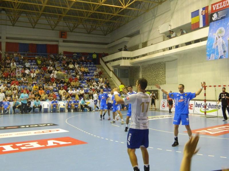 HCM Constanta – RK Cimos Koper: Campionii României ţintesc prima victorie in Liga!