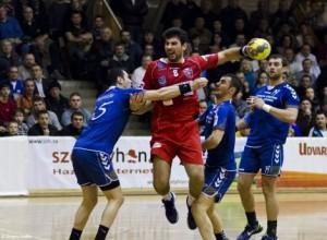 ODORHEIUL a facut o partida exacta 3/4 din meci in fata CARASULUI, pregatind parca duelul din EHF Cup cu Goppingen(GER)!