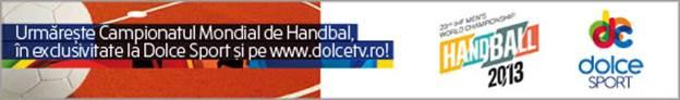 Dolce sport - CM handbal