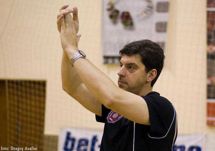 EXCLUSIV: Declaratie Vlad Caba inainte de prima partida din Cupa EHF cu Frisch Auf Göppingen!