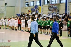 Universitatea Suceava – Sporting Lisabona 24-33 in Challenge Cup!
