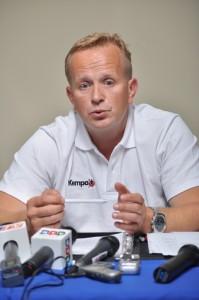 HCM CONSTANTA se întăreşte considerabil! Premieră pentru Romania la prezentarea lotului pentru sezonul 2012/13.