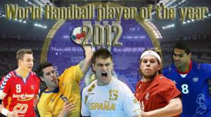 MVP jucatorul anului 2012