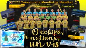 Campionatul Mondial de Handbal feminin Germania 2017 – LIVE Exclusiv pe www.eurohandbal.ro