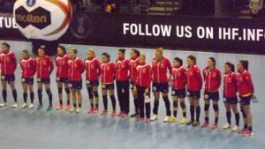 România – Slovenia 31-28 la Campionatul Mondial de Handbal Feminin Germania 2017